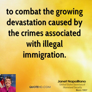 to combat the growing devastation caused by the crimes associated with ...