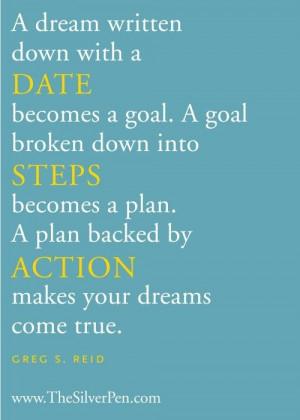 Quotes: I'm a goal digger
