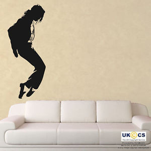 Michael-Jackson-Dance-Music-Legend-Pop-Wall-Art-Rooms-Decal-quote ...