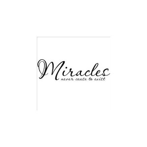 Miracles Never Cease To Exist quote