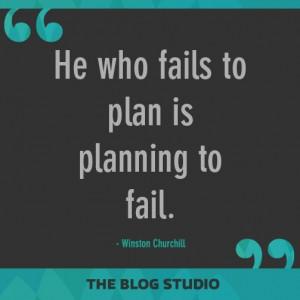 Plan - Churchill