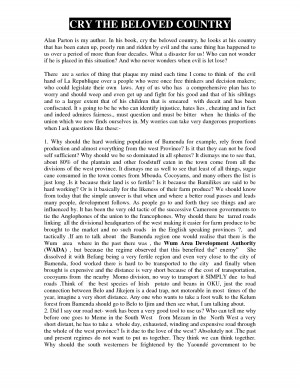 Beloved Character Analysis Essay