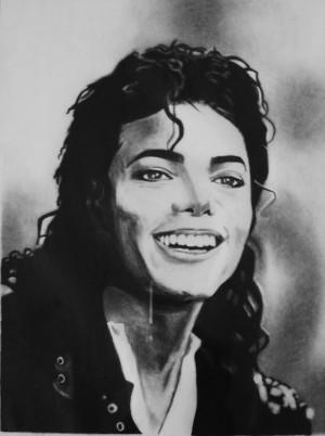 Michael Jackson Portrait...