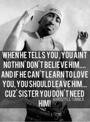 tupac quotes about women