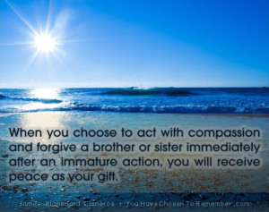 Inspirational Quote About Compassion by James Blanchard Cisneros ...