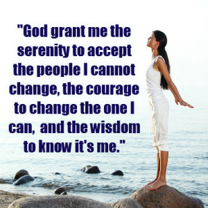 God Grant Me The Serenity – Famous Quotes Memes