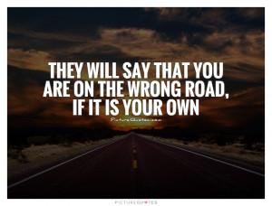 Different Quotes Road Quotes Conformity Quotes Antonio Porchia Quotes