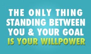 Willpower Quotes Tumblr
