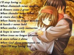 Romance Anime Cards, Romantic Anime Manga