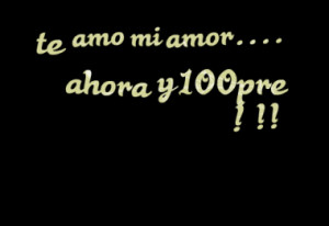Te Amo Quotes for Him