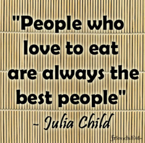 love to eat food picture quote