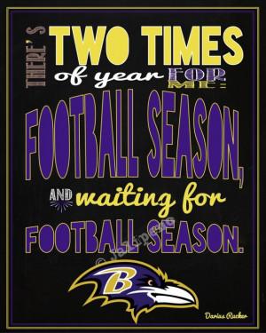 Baltimore Ravens Football Season Darius Rucker Quote INSTANT DOWNLOAD ...