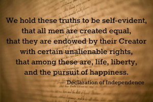 25 historical quotes about the Declaration of Independence, July 4th ...