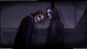 The Joker Clowns V2 (2) The Joker / The Crow