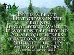 Weed Poems