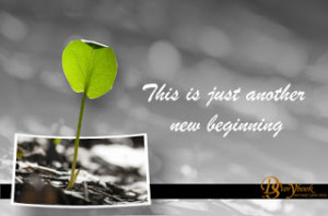 42 PM | Labels: New beginning