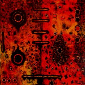 abstract artist 7 hilda hiary jordanian artist paintings back to hilda ...