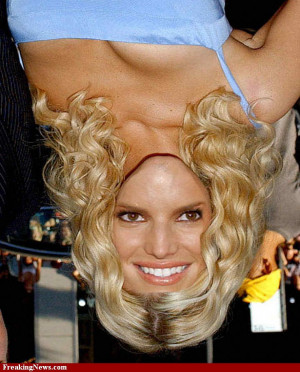 Funny Pictures Jessica Simpson