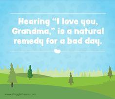 Grandparent Quotes - Hearing