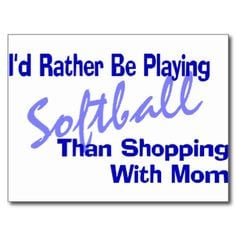 Softball Quotes | cute softball sayings image search results More