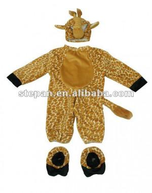 Baby Toddler Giraffe Costume TZ-21615
