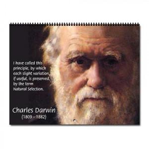 Famous Scientists & Inventors Wall Calendars