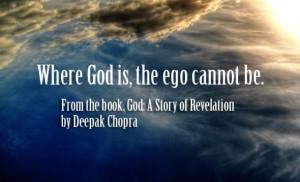 God And Ego