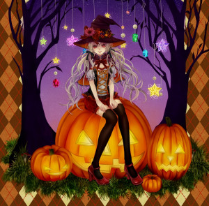 Cute Anime Quotes Tumblr Cute anime witch