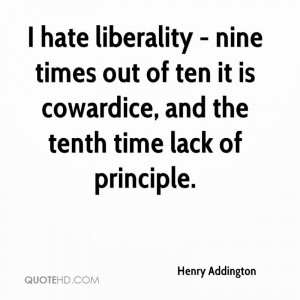 Henry Addington Quotes