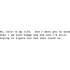 perks of being a wallflower quote.