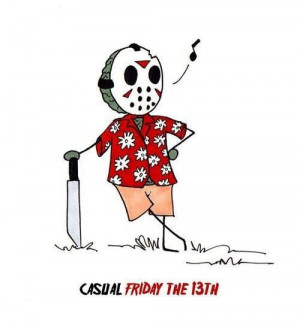 Funny Friday the 13th.