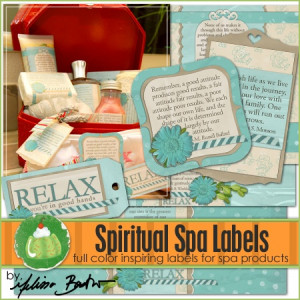 bar soap, and more. Each label has a different inspirational LDS quote ...