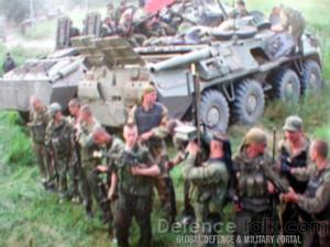 Chechnya War