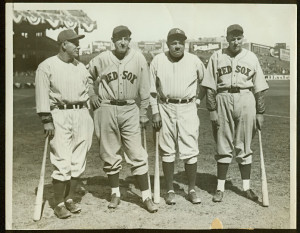 The 1922 NY Yankees Team