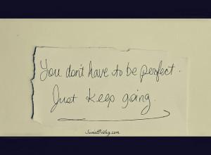 Keep Going!!