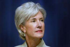 Kathleen Sebelius Kansas Gov Kathleen Sebelius Campaigns For Obama