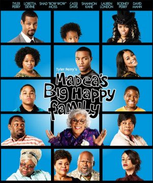 Madea Big Happy Family Cast...