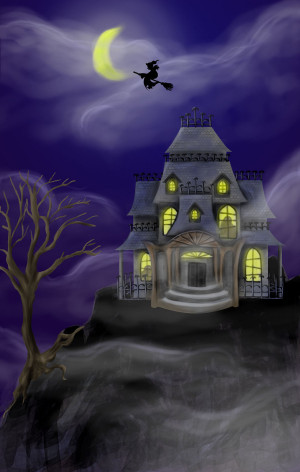 quotes for halloween haunted houses here are list of halloween haunted ...