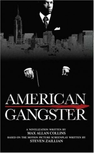 book cover of American Gangster