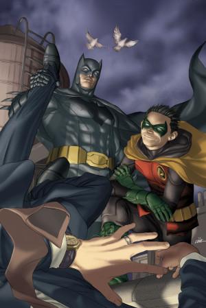 Holy Cow Batman Quotes Robin Batman and robin annual #1