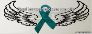 Ovarian Cancer Quotes Ovarian cancer .