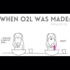 that's accurate o2l More