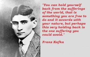 Franz kafka famous quotes 5