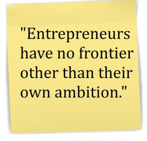 Here is a nice and positive little business quote from Robert Heller.