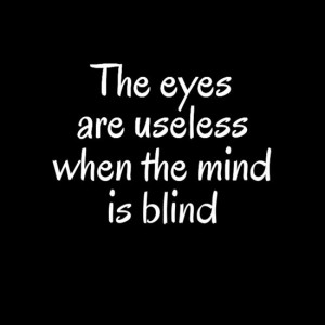 Open your mind to see #Quote