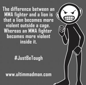 Smartass MMA Quote 13