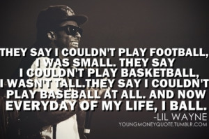 YOUNG MONEY QUOTES
