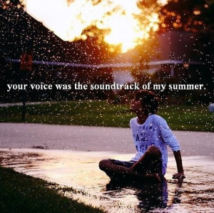 atmosphere, cover, love, quote, summer, summer love, sweetness, voice ...