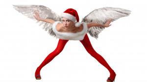Sexy Christmas Angel