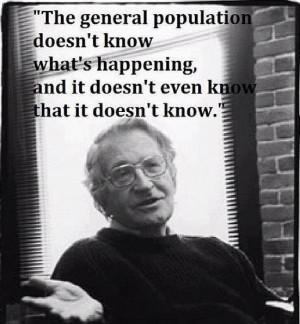 LSD Magazine interviews Noam Chomsky